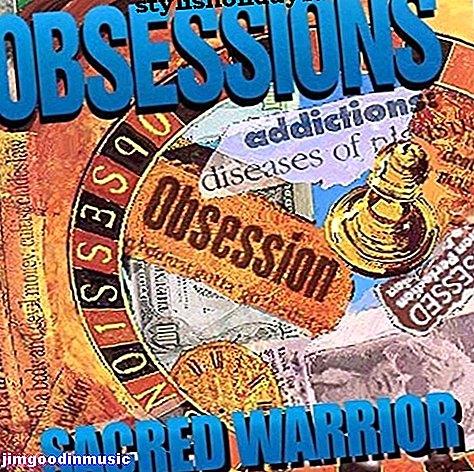 """Álbumes de Hard Rock olvidados: Guerrero sagrado, """"Obsesiones"""