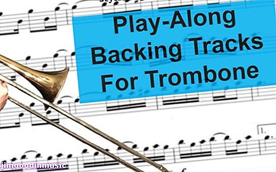 مسارات دعم الترومبون الممتعة واللعب معًا