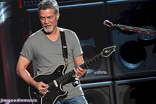 إيدي فان هالين EVH Wolfgang vs. إيبانيز JEM77 Steve Vai Signature Guitar