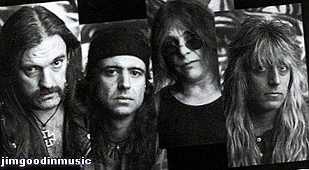 Копелета, ухапвания от змии и саможертва: Motörhead през 90-те години
